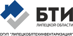 Бюро технической инвентаризации Липецкой области Логотип