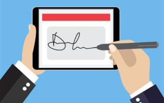 электронная подпись и сделки с недвижимостью