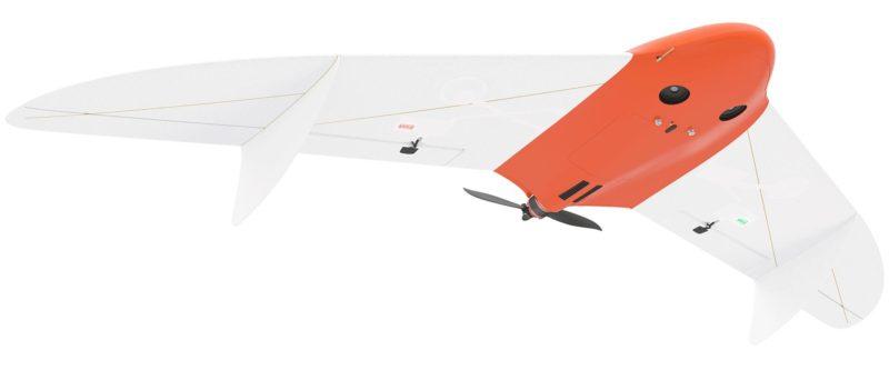 Аэрофотосъемка с беспилотных аппаратов