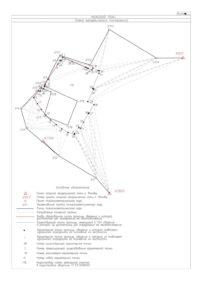 Геодезические построения для межевого плана участка